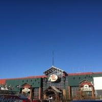 Photo taken at Bass Pro Shops by Jennnnay Z. on 3/10/2012