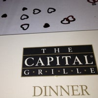 Photo taken at The Capital Grille by Jose S. on 5/6/2012