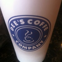 Photo taken at Dee's Coffee Company by Tim L. on 6/28/2012