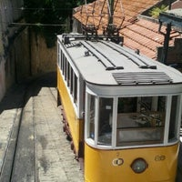 Photo taken at Elevador do Lavra by Jorge N. on 7/20/2012