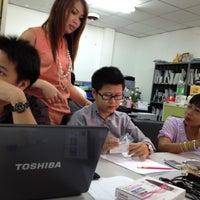 Photo taken at Dental-siam Enterprise Co.,Ltd by Yaya on 4/19/2012