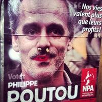 Photo taken at Saint Guilhem by Clémentine S. on 4/17/2012