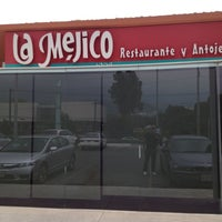 Photo taken at La Méjico by Eduardo F. on 7/12/2012