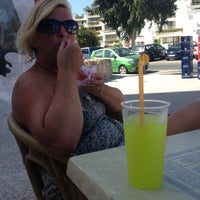 Photo taken at Paraiso de Alcudia by Anja on 8/28/2012