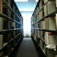 Photo taken at Library Annex by Ryan S. on 4/17/2012