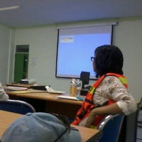 Photo taken at Head Office PT. United Tractors site Adaro by Vinlistiono S. on 9/11/2012