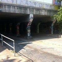 6/23/2012에 Stephanie B.님이 Krog Street Tunnel에서 찍은 사진