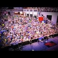 Photo taken at Kansas City Live! by DJ Soap on 8/10/2012