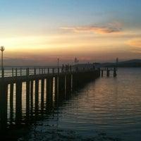 Photo taken at Lago Trasimeno by Luciana O. on 7/19/2012
