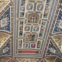 Photo taken at Duomo di Siena by Bo on 8/24/2012