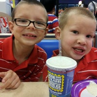 Photo taken at Chuck E. Cheese's by Samuel W. on 2/12/2012