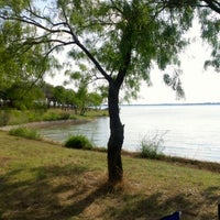 Photo taken at Cedar Hill State Park by James P. on 6/8/2012