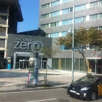 Photo taken at Hotel SB Diagonal Zero Barcelona by Jan L. on 3/1/2012