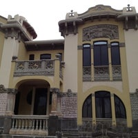 Photo taken at Casa Jiménez De La Guardia by Alejandro M. on 4/13/2012