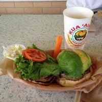 Foto tomada en Kua'āina Sandwich por Yasunobu A. el 3/3/2012