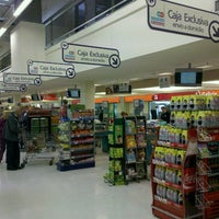 Photo taken at Carrefour by Gonzalo F. on 6/10/2012