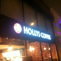 Photo taken at Hollys Coffee by Diego A. on 9/10/2012