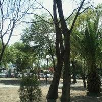 Foto tomada en Camellon de Vito Alessio Robles por Juan Luis O. el 3/22/2012