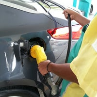 Photo taken at PETRONAS Station by Anuar A. on 8/25/2012
