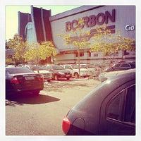 Photo taken at Bourbon Hipermercado by C C. on 6/23/2012
