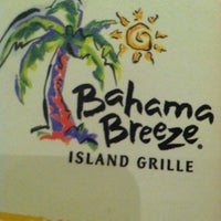 Photo taken at Bahama Breeze by Eric P. on 8/17/2012