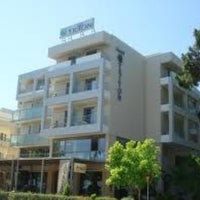Photo taken at Triton Hotel by Cihat M. on 7/25/2012