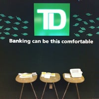 Photo taken at TD Canada Trust by Gloria R. on 4/27/2012