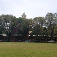 Photo taken at Andres Bonifacio College by Michiko B. on 8/14/2012