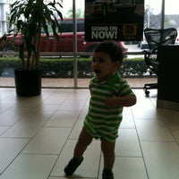 Photo taken at Park Cities Ford of Dallas by Kristen G. on 3/17/2012