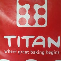 Photo taken at Titan Baking by achill on 4/7/2012