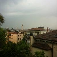 Photo taken at Lungadige San Giorgio by Hadas Y. on 9/3/2012
