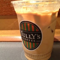 Photo taken at Tully's Coffee by babo on 7/10/2012
