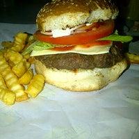 Photo taken at Backyard Grill Burger by Mus KЯB™ on 5/18/2012