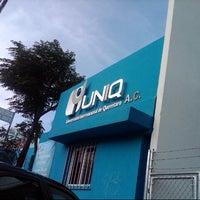 Foto tomada en Universidad Internacional de Querétaro UNIQ por Jorge H. el 7/6/2012