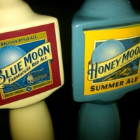 Photo taken at Blue Moon Brewery at The Sandlot by Eric on 8/17/2012