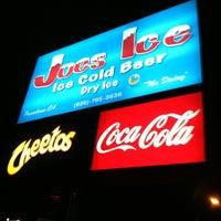 Photo taken at Joe's Ice by King E. on 3/18/2012