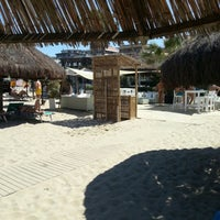 Photo taken at Nettuno Beach Club by Paolo N. on 6/17/2012