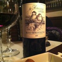 Photo taken at Osteria Brunello by Dan L. on 3/16/2012