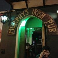 Photo taken at Murphy's Irish Pub by Viviana B. on 8/26/2012