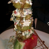 Photo taken at Hash House A Go Go by Beverly S. on 5/9/2012
