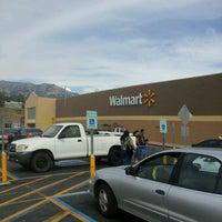 Photo taken at Walmart Supercenter by Jacob B. on 7/29/2012
