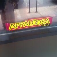 Photo taken at Appaloosa Grill by Daniel on 7/7/2012