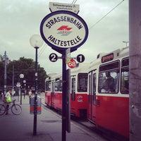Das Foto wurde bei Schwedenplatz von Evgeniya K. am 7/30/2012 aufgenommen