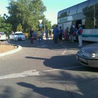 Photo taken at Parking Sava centra by Teodora N. on 8/28/2012