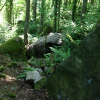 Photo taken at Carver Bridge Cliff Boulders by Spencer W. on 6/10/2012