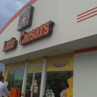 Photo taken at Little Caesars by Ivanovich Y. on 6/2/2012