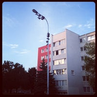 Photo taken at Koleje Strahov by Tomas L. on 6/29/2012