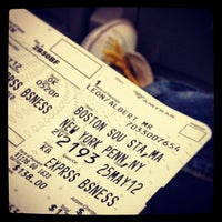 Photo taken at Amtrak 137 by AJ L. on 5/25/2012