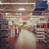 Photo taken at Walmart Supercenter by Jahanzaib M. on 7/24/2012