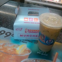 Photo taken at Dunkin' Donuts by Carol M. on 8/19/2012